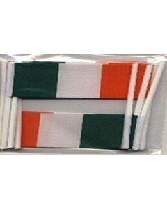 Irland Kageflag (30x48mm)