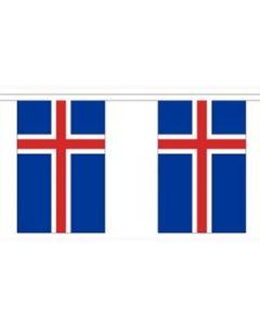 Island Guirlander 9m (30 flag)