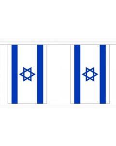 Israel Guirlander 3m (10 flag)