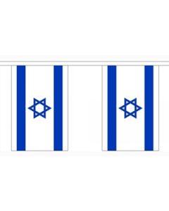 Israel Guirlander 9m (30 flag)
