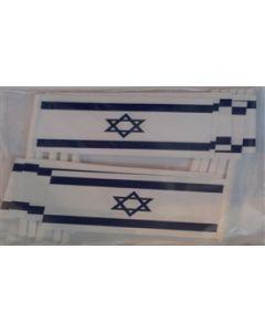 Israel Kageflag (30x48mm)