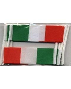 Italien Kageflag (30x48mm)