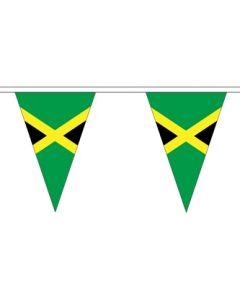 Jamaica Triangle Guirlander 5m (12 flag)