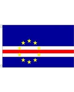 Kap Verde Flag (60x90cm)