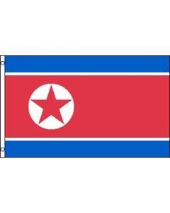 Korea, Nord Flag (90x150cm)