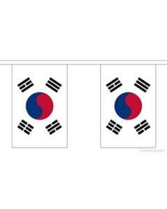 Korea, Syd Guirlander 9m (30 flag)