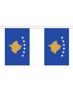 Kosovo Guirlander 3m (10 flag)