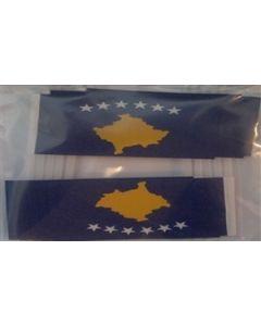 Kosovo Kageflag (30x48mm)