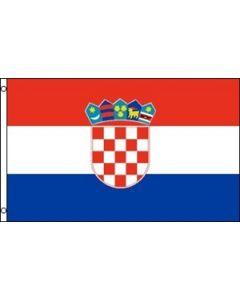 Kroatien Flag (90x150cm)
