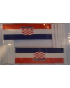 Kroatien Kageflag (30x48mm)