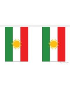 Kurdistan Guirlander 9m (30 flag)