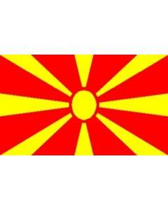 Makedonien Flag (90x150cm)