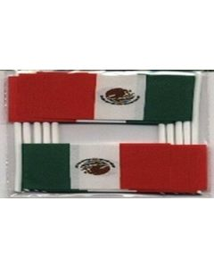 Mexico Kageflag (30x48mm)