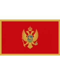 Montenegro Flag (90x150cm)