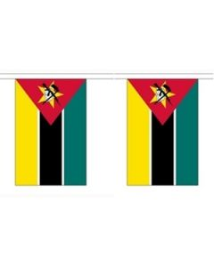 Mozambique Guirlander 9m (30 flag)