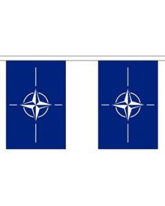 NATO Guirlander 9m (30 flag)