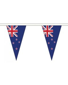 New Zealand Triangle Guirlander 5m (12 flag)