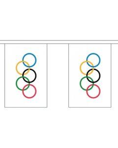 Olympic Guirlander 3m (10 flag)