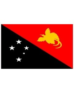 Papua Ny Guinea Flag (90x150cm)