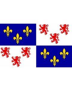 Picardy Flag (90x150cm)
