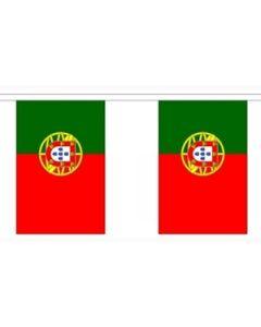 Portugal Guirlander 9m (30 flag)