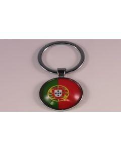 Portugal Nøglering (25x60mm)