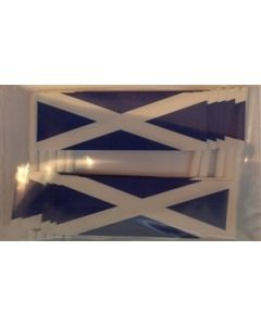 Skotland Kageflag (30x48mm)