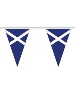 Skotland Triangle Guirlander 20m (54 flag)