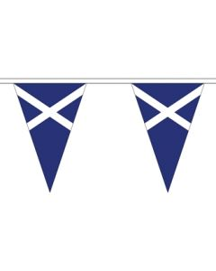 Skotland Triangle Guirlander 5m (12 flag)