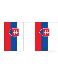 Slovakiet Guirlander 9m (30 flag)