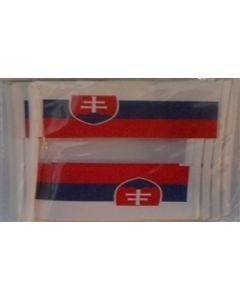 Slovakiet Kageflag (30x48mm)