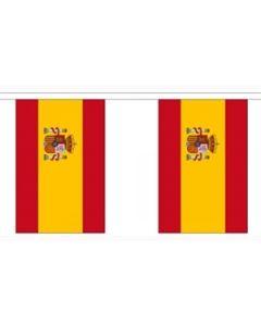 Spanien Stat Guirlander 9m (30 flag)