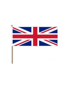 Storbritannien Håndflag (30x45cm)