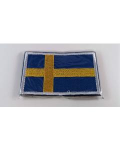Sverige Patch (5x8cm)