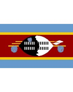 Swaziland Flag (90x150cm)