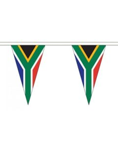 Sydafrika Triangle Guirlander 20m (54 flag)