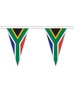 Sydafrika Triangle Guirlander 5m (12 flag)