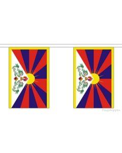 Tibet Guirlander 3m (10 flag)