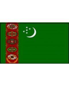 Turkmenistan Flag (60x90cm)
