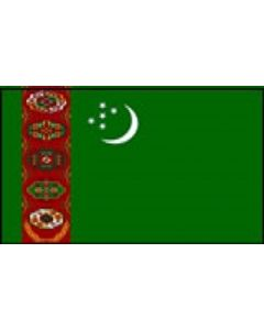 Turkmenistan Flag (90x150cm)