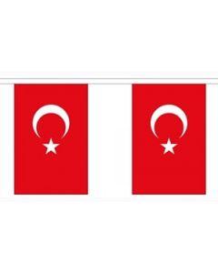 Tyrkiet Guirlander 9m (30 flag)