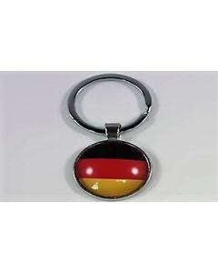 Tyskland Nøglering (25x60mm)