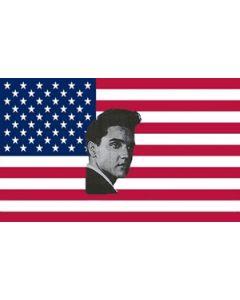 USA Elvis Flag (60x90cm)