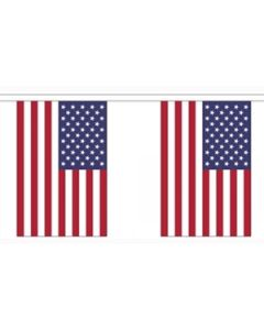 USA Guirlander 9m (30 flag)