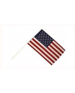 USA Håndholdt Papirflag (145x190mm)