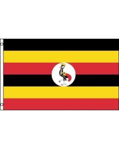 Uganda Flag (90x150cm)