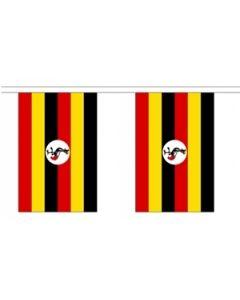 Uganda Guirlander 9m (30 flag)