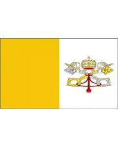 Vatikanstaten Flag (90x150cm)