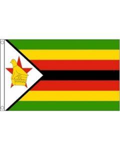 Zimbabwe Flag (60x90cm)
