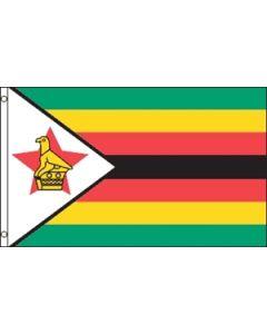 Zimbabwe Flag (90x150cm)